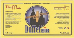 Brouwerij Boelens Duffeleir - Beer