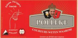 Brouwerij Boelens Polleke Coureurs Weten Waarom - Beer