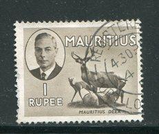 MAURICE- Y&T N°236- Oblitéré - Maurice (...-1967)