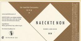 De Naeckte Brouwers - Beer