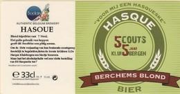 Brouwerij Boelens  Hasque - Beer