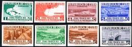 BA2  Cuba Nº 221/28  Sin Dentar  1936  MNH - Unclassified
