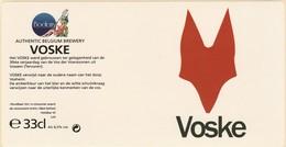 Brouwerij Boelens  Voske - Beer