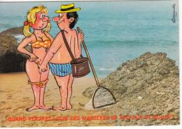 ALEXANDRE  - Quant Perdrez Vous Ces Manières De Pêcheur De Moules?- Série  825/4 - Alexandre