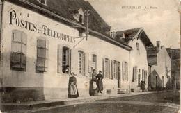 ESCUROLLES LA POSTE - France