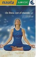 Nauta - Use Of Internet - Etecsa - 6.00 CUC - Cuba - Cuba