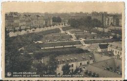 Elsene - Ixelles - Bruxelles - Brussel - Abbaye De La Cambre - Panorama Des Jardins Francais - Nels 1938 - Ixelles - Elsene