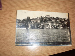Ohrid  Deo Varosa Sa Jezera - Macédoine
