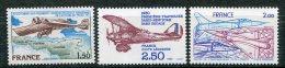 7372  FRANCE   PA 51,53,54 **         1978,1980,1981   TTB - Posta Aerea