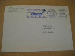 ALPMA Weihnachten ROTT A INN 2003 Meter Mail Cancel Cover GERMANY Christmas Noel Navidad Religion - Weihnachten
