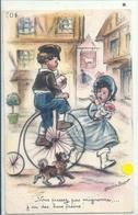 GERMAINE BOURET Illustratrice - Vous Pressez Pas Mignone J'ai Des Bons Frins - Bouret, Germaine