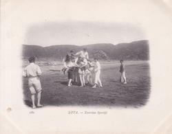 LOTA. EXERCISES SPORTIFS.180. CHILE. CIRCA 1900's.-BLEUP - Chili