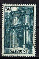 *Saarland 1948 // Mi. 251 O (024.136) - 1947-56 Gealieerde Bezetting