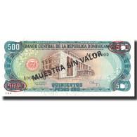 Billet, Dominican Republic, 500 Pesos Oro, 1994, 1994, Specimen, KM:137s2, NEUF - Dominicaine