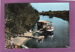 33 GUITRES La Plage Et Son Bateau Terrasse - Other Municipalities