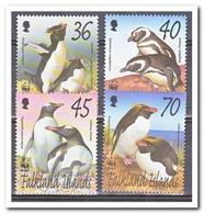 Falkland Eilanden 2002, Postfris MNH, Birds, WWF - Falklandeilanden