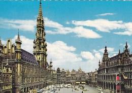Brussel, Grote Markt (pk46782) - Marktpleinen, Pleinen