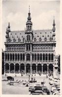 Brussel, Broodhuis, Maison De Roi (pk46783) - Marktpleinen, Pleinen