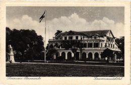CPA PARAMARIBO Gouvernementshotel SURINAME (a2948) - Surinam
