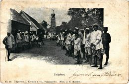 CPA Tadjafeest SURINAME (a2952) - Suriname