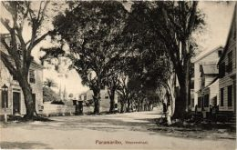 CPA PARAMARIBO Heerenstraat SURINAME (a2962) - Surinam