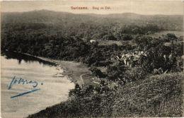 CPA Berg En Dal SURINAME (a2970) - Suriname