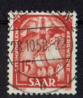 *Saarland 1949 // Mi. 281 O (024.147) - 1947-56 Protectorate