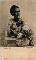 CPA PARAMARIBO Een Neger Jongen SURINAME (a2975) - Surinam