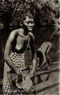 CPA Wasdag Aan De Cottica SURINAME (a2997) - Suriname