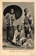 CPA Javanen Op Hun Rustdag SURINAME (a3001) - Surinam