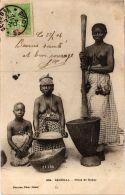 CPA 234 Filles De DAKAR Ed. Fortier SENEGAL (a2245) - Senegal