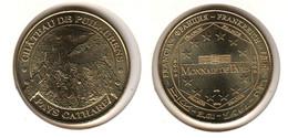 11 Puilaurens  2009  Monnaie De Paris - Monnaie De Paris