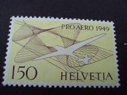 1949-P.A.- N°44- Neuf, Charnière, TB-  Cote 20  Net 7.30 - Poste Aérienne
