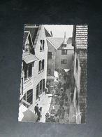 MONT SAINT MICHEL    1950  /  RUES     ........ EDITEUR - Le Mont Saint Michel