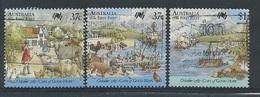 Australië  Y / T    1026 / 1028        (O) - 1980-89 Elizabeth II
