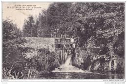 91) Vallée  De  Chevreuse - Lozere.- (Seine Et Oise) La Grande Vanne Du Moulin - Non Classés
