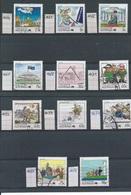 Australië  Y / T  Tussen  1064  En   1076        (O) - 1980-89 Elizabeth II