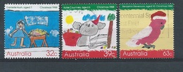 Australië  Y / T     1103 / 1105        (O) - 1980-89 Elizabeth II