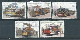 Australië  Y / T     1130 / 1134        (O) - 1980-89 Elizabeth II