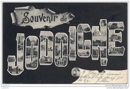 JODOIGNE ..-- Brt Wall. ..-- Souvenir De ... 1905 Vers CINEY ( Melle Ida HENRY ) . Voir Verso . - Jodoigne