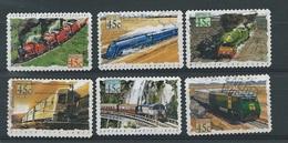 Australië  Y / T     1312 / 1317        (O) - Oblitérés