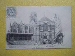 LAVAL. La Cathédrale. - Laval