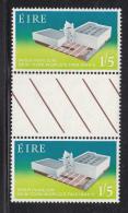 Ireland 1964 MNH Scott #195 1sh5p Irish Pavilion NY World's Fair Gutter Pair - 1949-... République D'Irlande