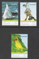 Australia - Scott #1001-03 MNH (1) - 1980-89 Elizabeth II