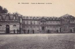 TOULOUSE - Palais Du Maréchal - La Grille - Toulouse