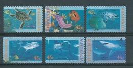 Australië  Y / T     1472 / 1477        (O) - Oblitérés