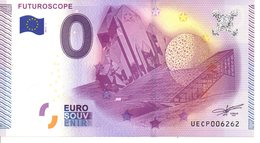 Billet Touristique 0€ Futuroscope 2015-1 (86) - EURO