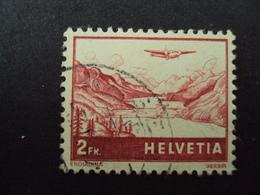 1941-P.A.-N°33-  Oblitéré    Cote 4.25  Net 1.15 - Poste Aérienne