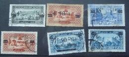 LEBANON 1926 Issue With Overprints - Lebanon
