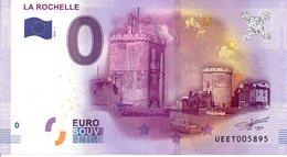 Billet Touristique 0€ La Rochelle 2016-1 (17) - EURO